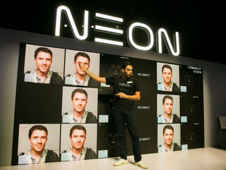 Samsung unveils NEON Project, a new humanoid chatbot at CES 2020