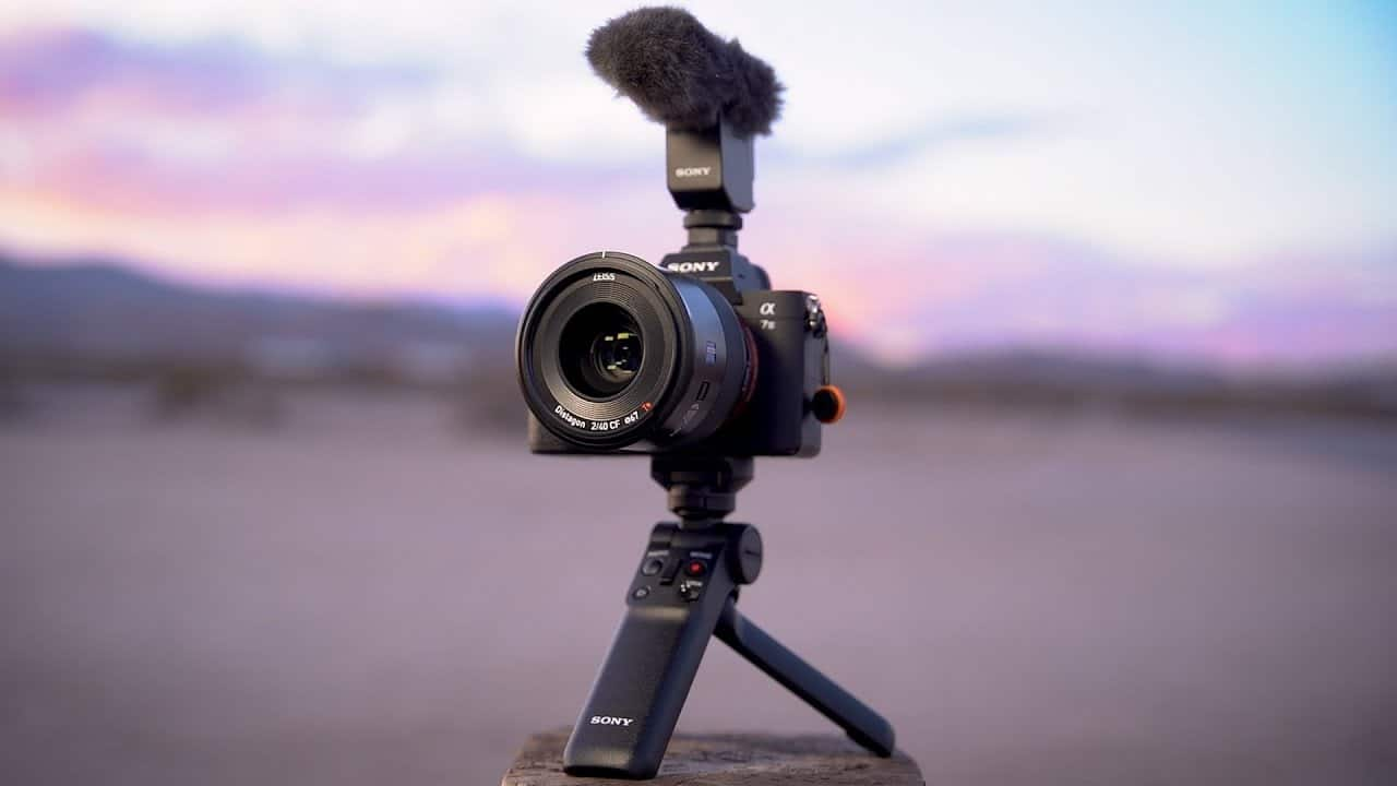 Sony launches new wireless camera grip, the GP-VPT2BT