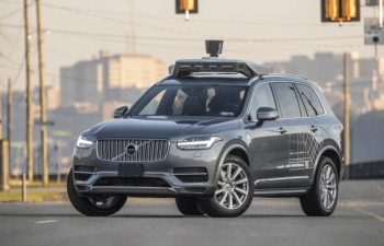 Uber bringing their self-driving cars to Washington, DC