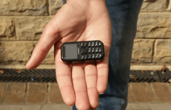 Zanco Tiny T2, world's smallest 3G smartphone arrived on Kickstarter