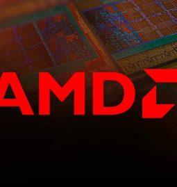 AMD R9 4900U processor exposure with 12 core 24 thread