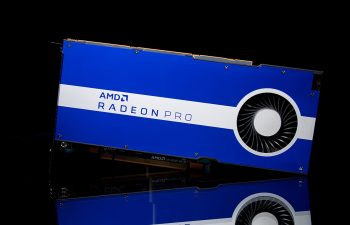 AMD launches Radeon Pro W5500 workstation graphics card