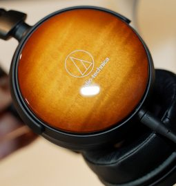 Audio-Technica launches ATH-WP900 wooden headphones
