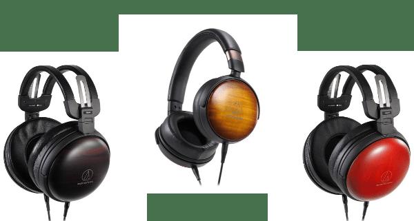 Audio-Technica launches ATH-WP900 wooden headphones
