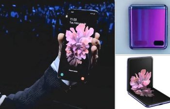 Galaxy Z Flip with Clamshell Design Launched in India