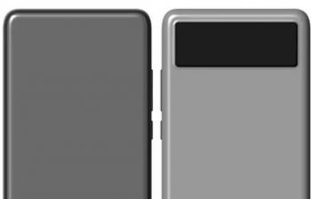 Huawei disappearing camera smartphone patent exposure
