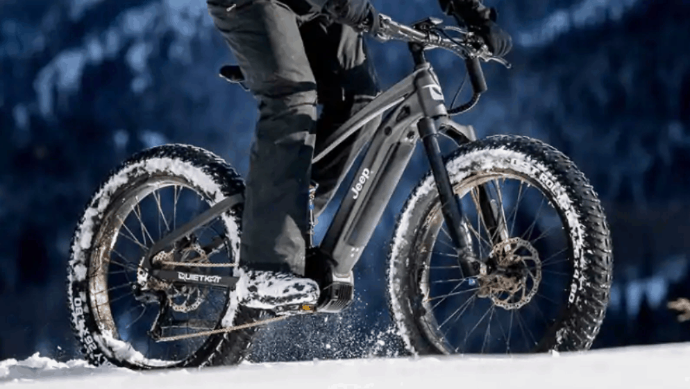 Jeep to launch 750W motor electric bike with 40 mile range