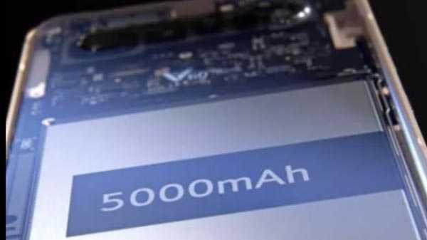 LG V60 ThinQ will house a 5000 mAh battery