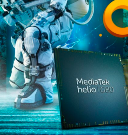 MediaTek announces Helio G80 chipset