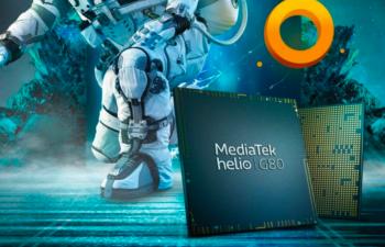 MediaTek announces Helio G80 chipset