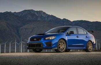 Next generation Subaru WRX STI to get 400 HP - Report