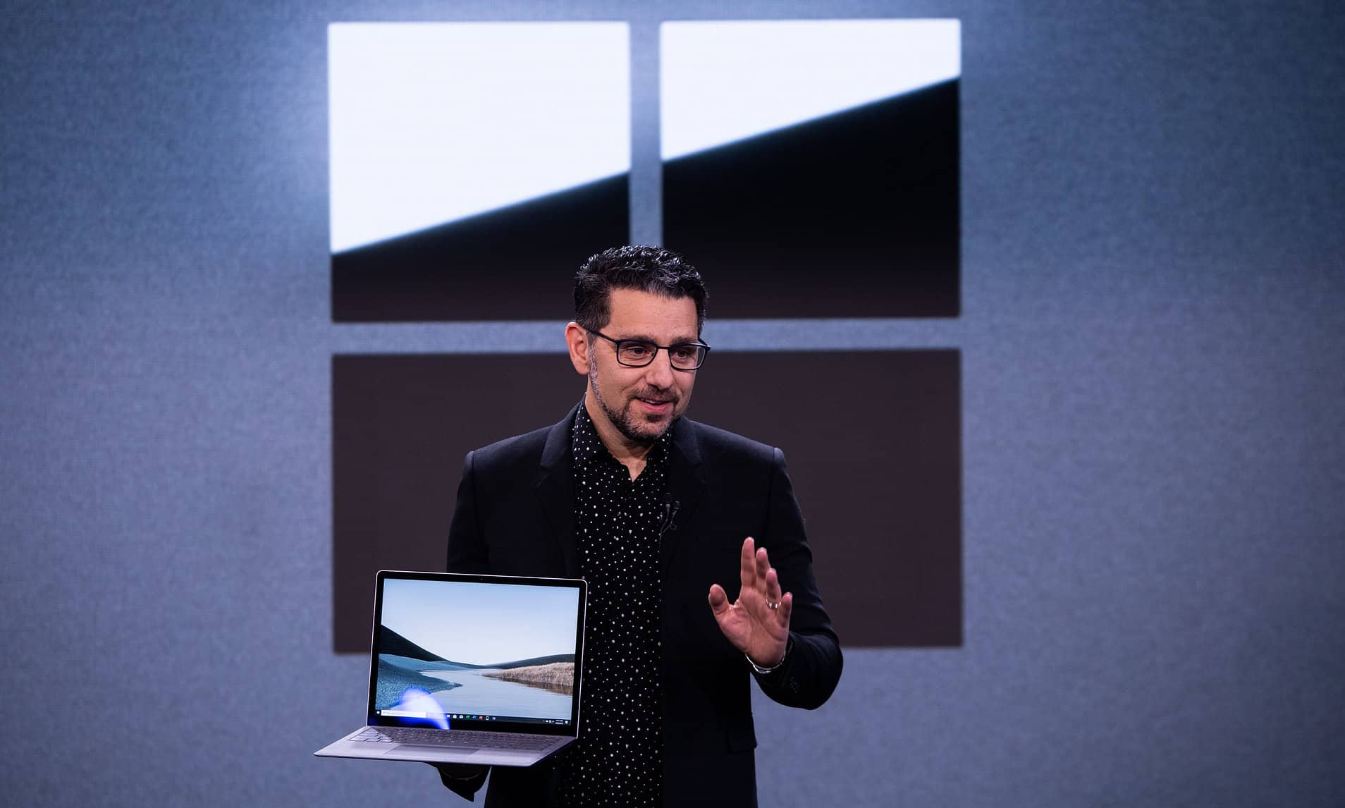 Panos Panay to head Microsoft's Windows and hardware teams