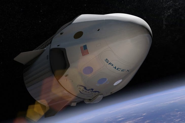 Space X's plans to take Crew Dragon to space by May - Reports