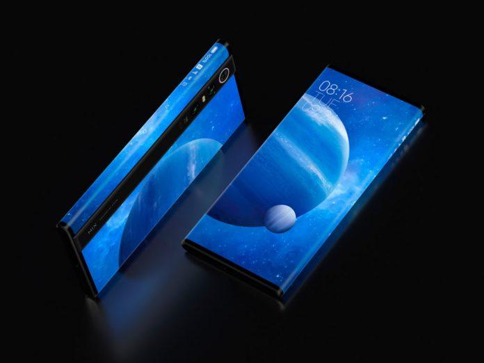 Xiaomi Mi MIX 2020 patent surfaces online