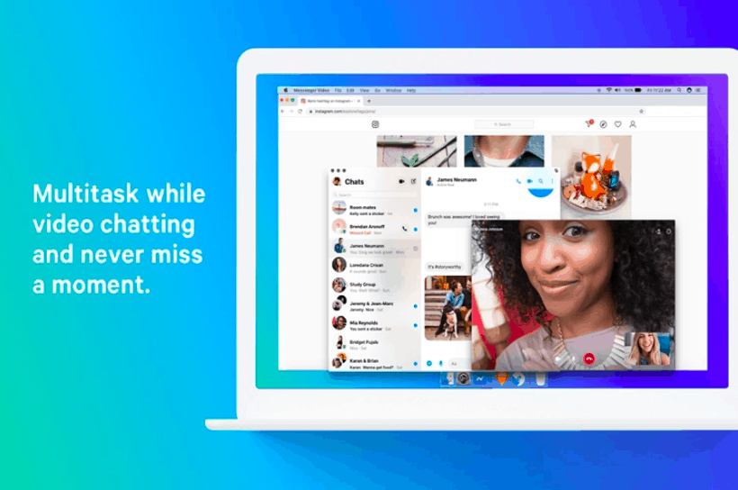 Facebook tests Messenger App for macOS before global launch