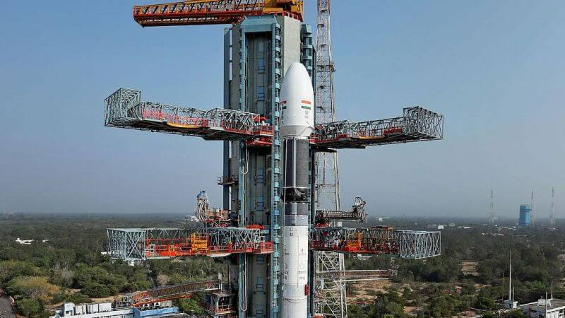The launch of GISAT-1 postponed by ISRO due to technical reasons