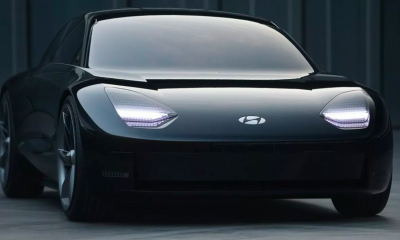 Hyundai's New Concept EV Comes with Joysticks Instead of a Steering Wheel