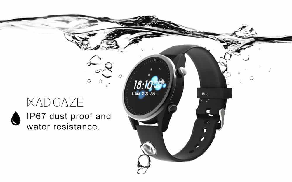 MAD Gaze Smartwatch