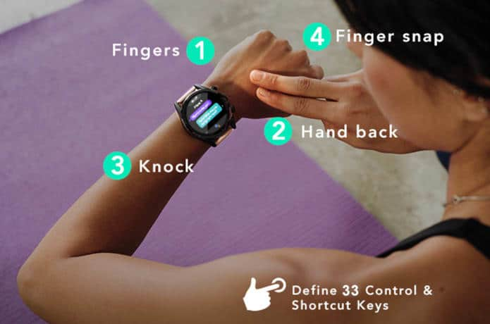 MAD Gaze Announces the Launch of The World's Smartest Gesture Controlled Watch