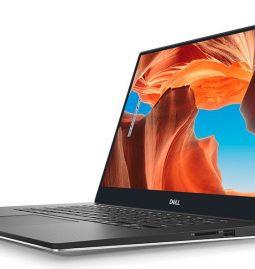 Dell XPS 15 9500 exposure: Intel Core i9-10980HK, 4K