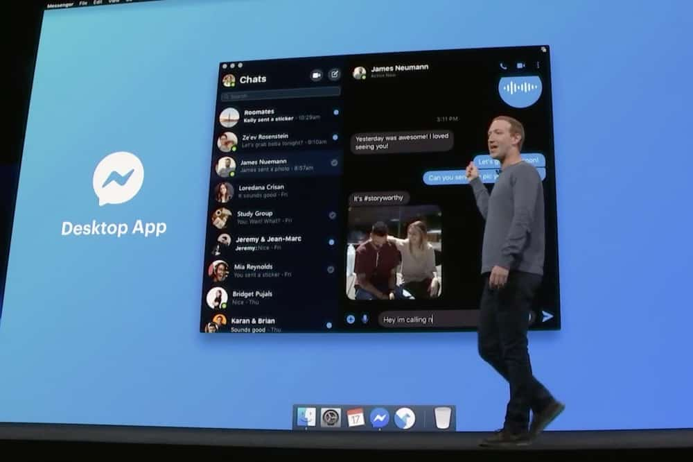 Facebook officially launches standalone Messenger desktop app