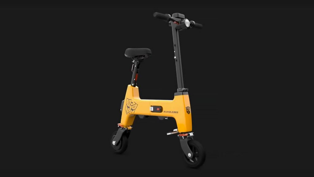 HiMo H1 folding eBike is available for sale