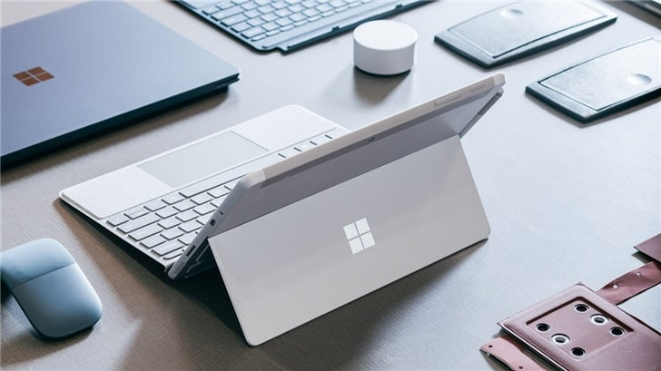 Microsoft Surface Go 2 will be released in a few weeks, starting at $2,807