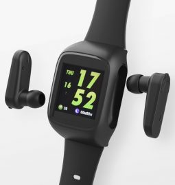Mumkair arrives with TWS Bluetooth earbuds and sports watch