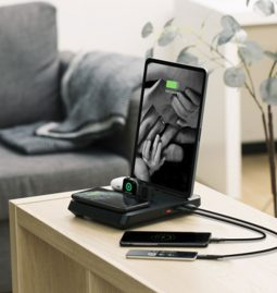 PITAKA introduced Air Omni, a 6-in-1 Charging Station for gadgets
