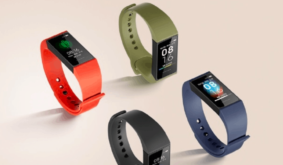 Redmi Band officially released for 95 yuan with all-in-one charging