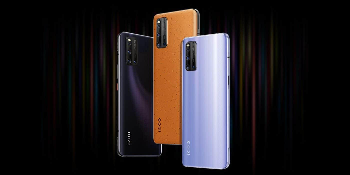 iQOO refreshes price of its flagship Smartphone - iQOO 3