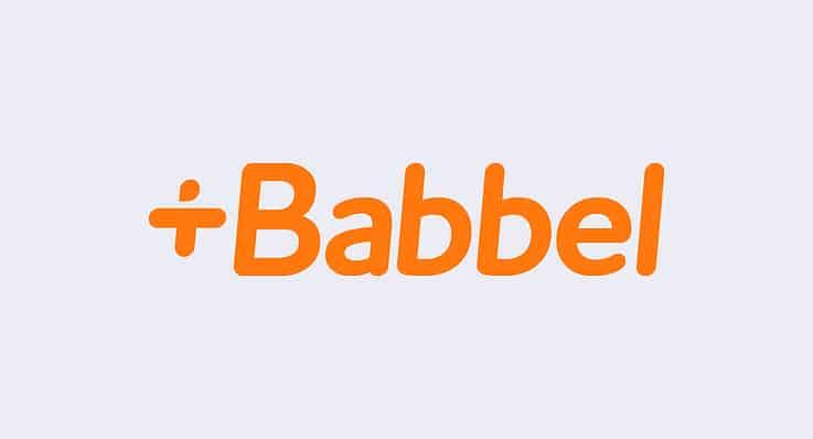 Babbel - Duolingo Alternatives