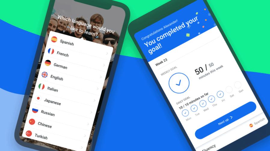 Busuu - Duolingo Alternatives