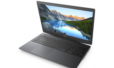Dell launches G5 Ryzen Gamebook: R7 4800H-RX 5600M, $7999