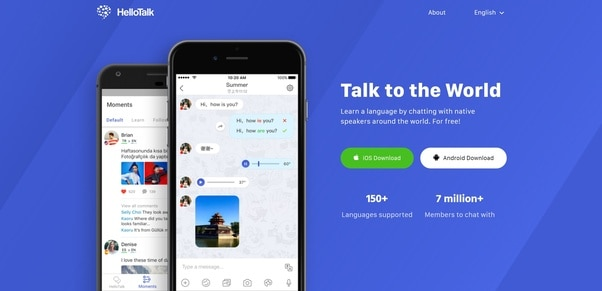 Hello Talk Learn Languages Free - Duolingo Alternatives