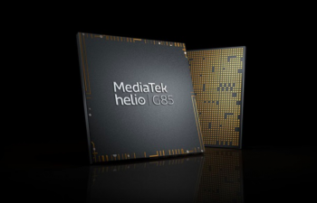 MediaTek releases Helio G85 SoC, Frequency up to 1GHz