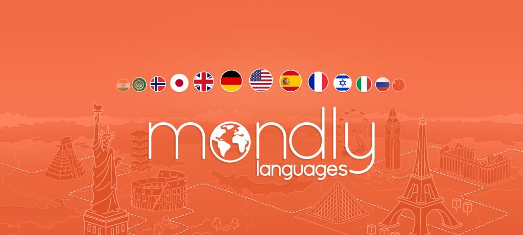 Mondly - Duolingo Alternatives