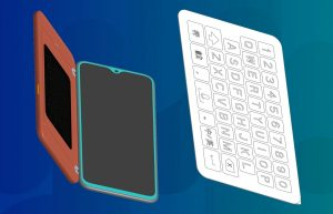 Oppo filed a patent for smartphone cover with QWERTY keyboard