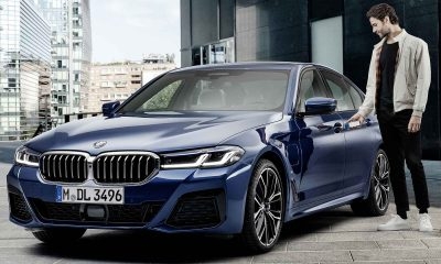 BMW set to launch first keyless cars with Apple CarKey technology