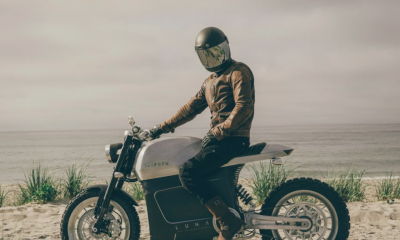 Brooklyn based start-up Tarform launches it's first electric motorcycle – Luna