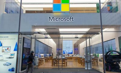 Microsoft to close their retail stores, take $450 million pre tax