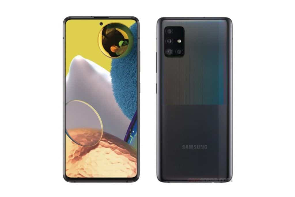 Samsung Galaxy A51s 5G appeared in Geekbench