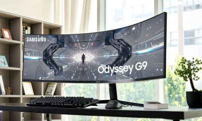 Samsung Odyssey G9 QLED gaming monitor launched