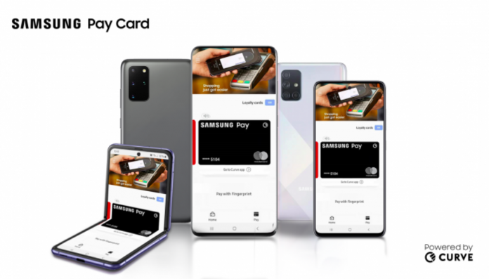 """Samsung reveals their new digital payment service """"Pay Card"""""""