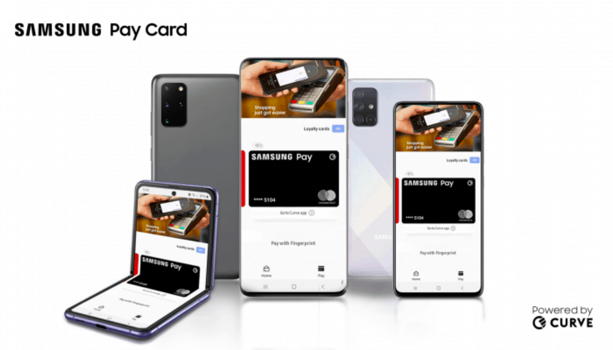 "Samsung reveals their new digital payment service ""Pay Card"""
