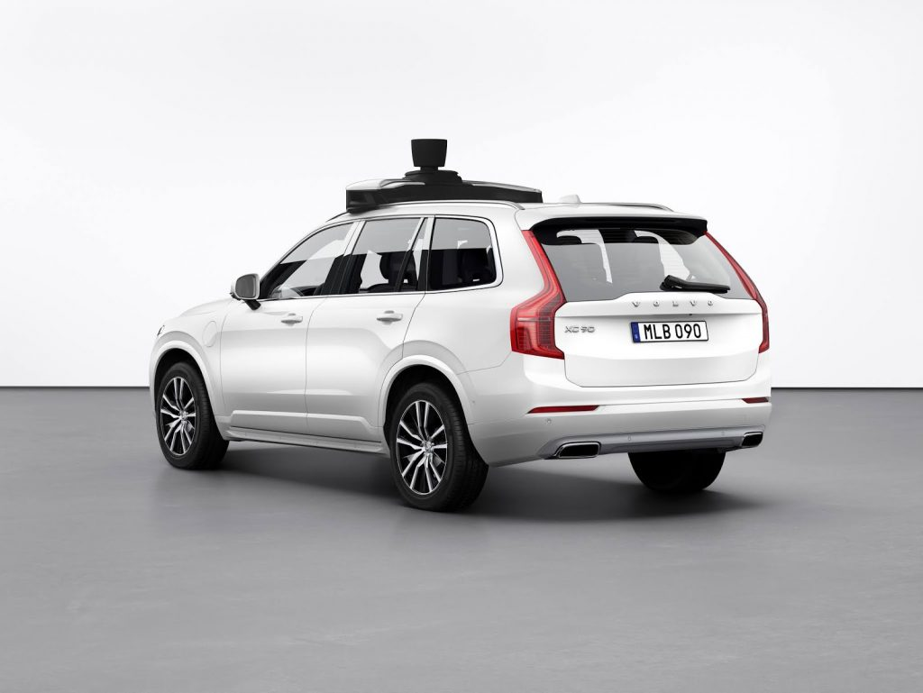 Volvo-Waymo partners to develop their first self-driven vehicle