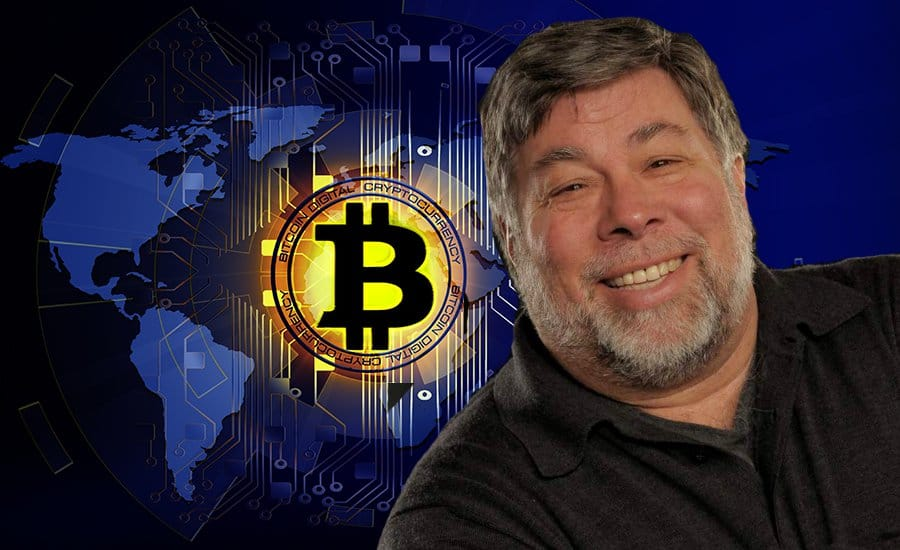 Apple co-founder Steve Woznaik files lawsuit against Youtube over Bitcoin Giveaway scam