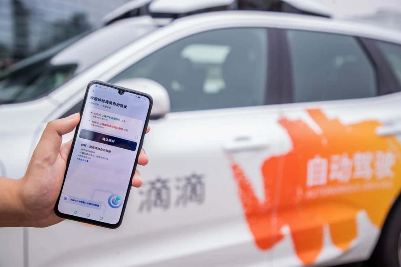 Didi Chuxing gives a fresh look to its carpooling service