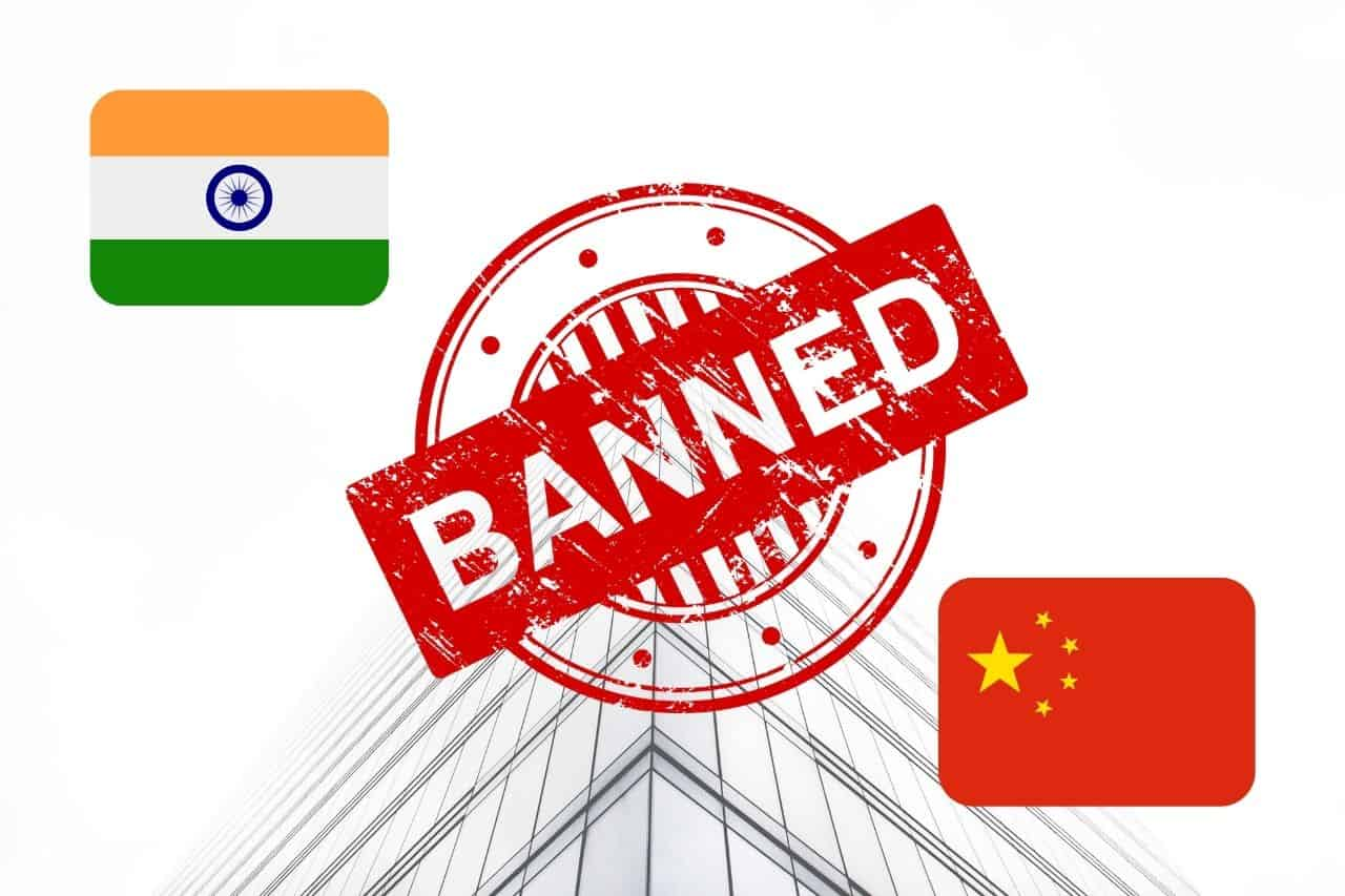 % India: Government bans 47 more Chinese apps, mostly clones of initially 59 banned apps
