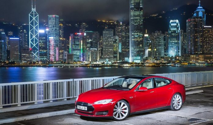 Tesla achieves more than 1500% year-on-year sale in South Korea